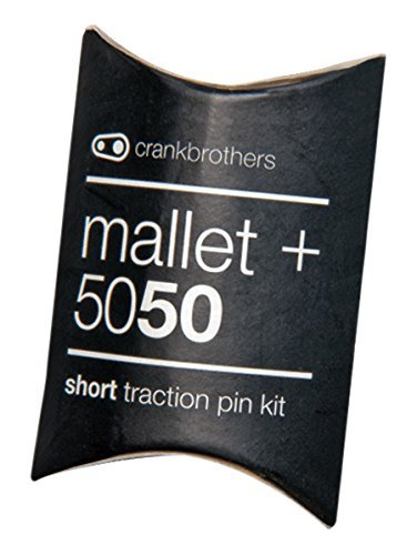 Crank Brothers 5050/Mallet Mountain Bicycle Pedal Pin Kit (10mm) by Crank Brothers