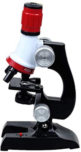 Regalos para niños Juego de microscopio para niños Microsc