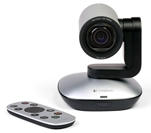Logitech PTZ Pro Camera - USB HD 1080p PTZ Video Camera for Conference Rooms