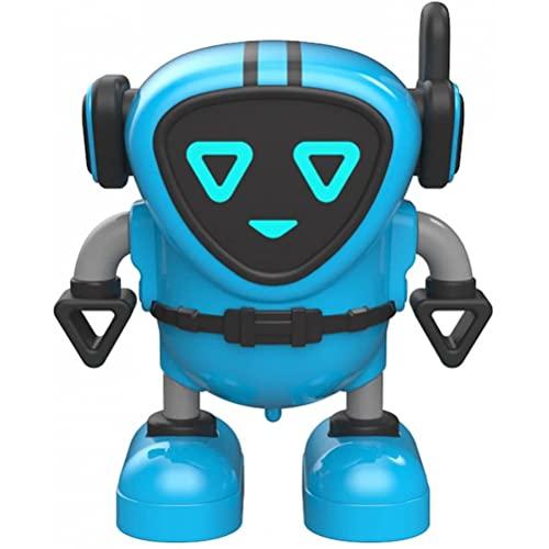 Junxcj Robot Gyro Toys, Mini Robots Retirada Inercia Spinning Top Puzzle Juguetes De Robot, Juguetes De EducacióN Temprana para NiñOs De 6 AñOs En Adelante