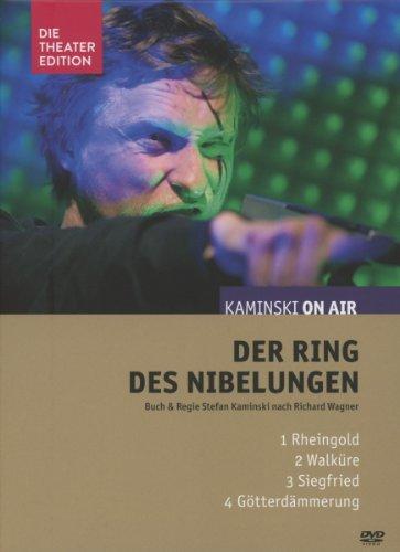 Der Ring Des Nibelungen - Kaminski On Air (Richard Wagner) [4 DVDs]