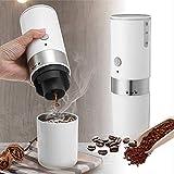 Tragbare Elektrische Kaffeemaschine Maschine, Automatische Espressomaschine USB Klein Reise...