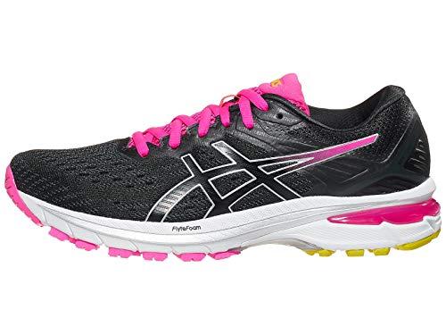ASICS Women's GT-2000 9 Running Shoes, 8M, Graphite Grey/Black
