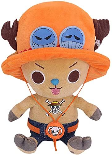 One Piece Chopper x Ace Plüschfigur 11 cm