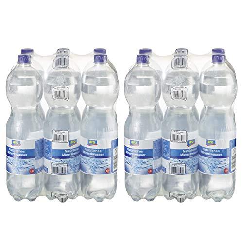 Natürliches Mineralwasser Classic (12 x 1,5L Flaschen)