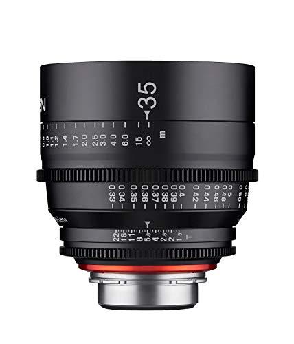 Samyang XEEN - Objetivo (35 mm, T1.5 FF, Cine Canon)