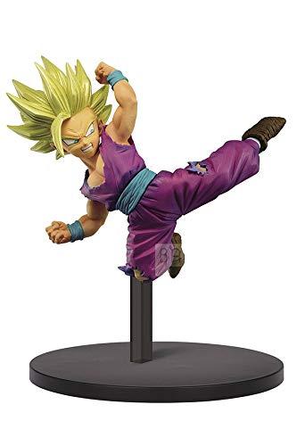 DB Banpresto Son Gohan Ado Super Saiyan 2 Dragon Ball Z Chosenshiretsuden vol. 6 Figura de PVC 12 cm