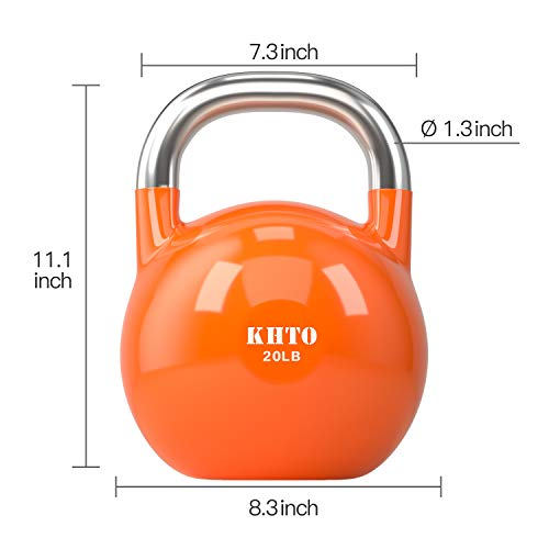KHTO Kettlebell- Competition 50 Lbs