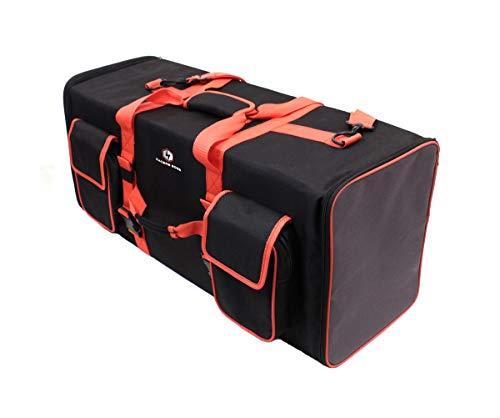 Racers Edge 2027XA The Ultimate MF Racecase Hauler Bag with 2 Drawers