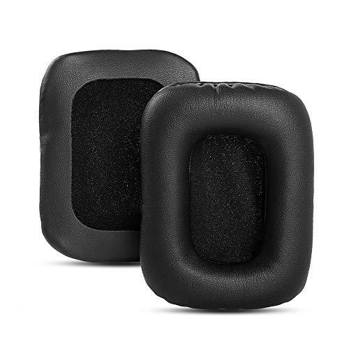1 Paar Ersatz-Ohrpolster aus Schaumstoff Kompatibel mit August EP650 EP 650 Bluetooth Headset-Kopfhörer