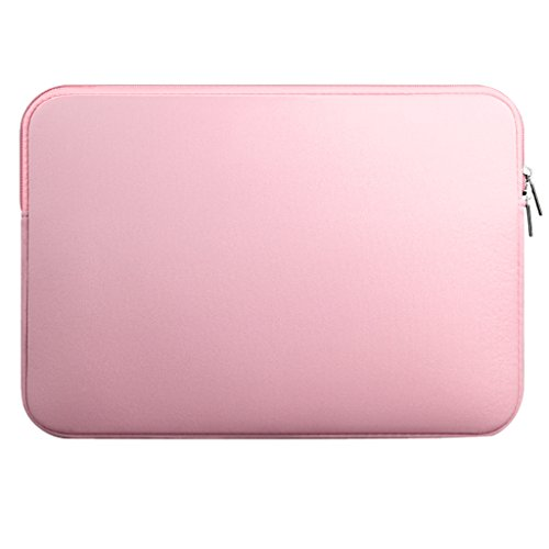 Generic Laptop Sleeve Case Carry Bag For 11inch/13inch/15inch Macbook Air/Pro/Retina - Pink, For 13inch Macbook