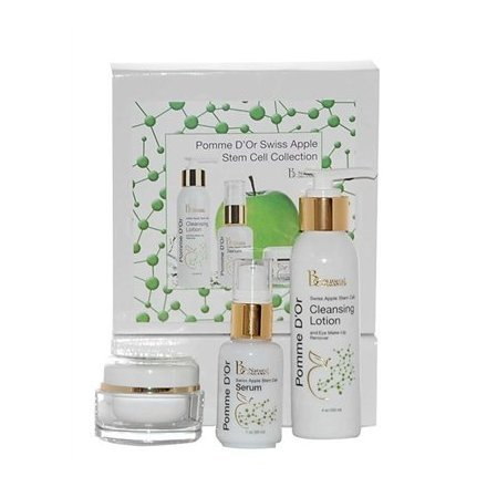 Be Natural Organics Pomme D'or 3-piece Bombing new work s Gift Collection Retail Memphis Mall