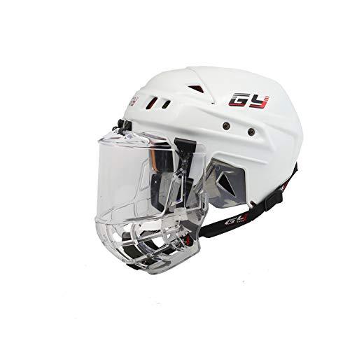 GY PH08-C8 - Casco de Hockey sobre...