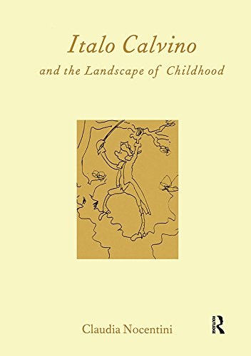 Calvino and the Landscape of Childhood (Italian Perspectives) (English Edition)