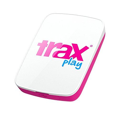 Trax Play NEUES verbessertes Live GPS Ortungsgerät für Kinder und Haustiere