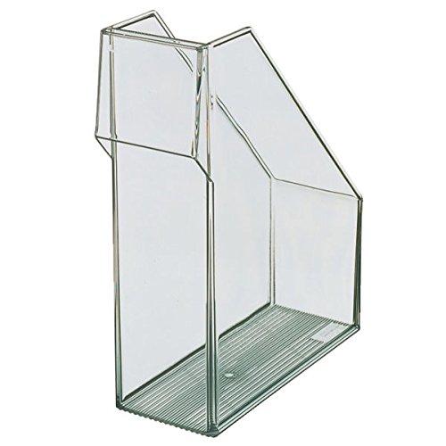 Leitz Exklusiv Stehsammler, A4, Glasklar, 24750002
