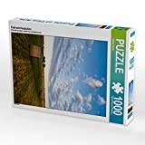 CALVENDO Puzzle Feld mit Heuballen 1000 Teile Lege-Grsse 48 x 64 cm Foto-Puzzle Bild Von Reuke Sabine
