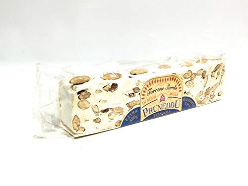 Torrone di miele 55 % di mandorle 300 gr