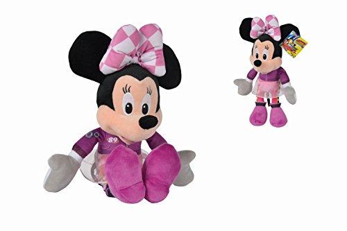 Simba 6315875712 -  Micky und die flinken Flitzer, 25cm Minnie