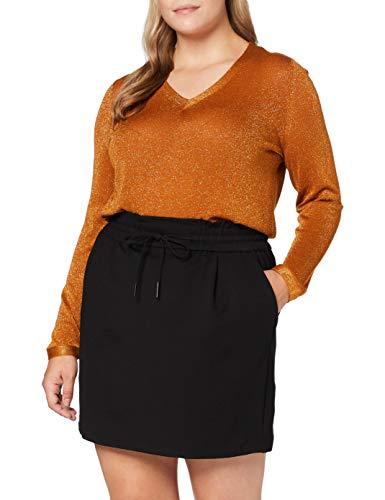 Vero Moda Vmeva Mr Short Ruffle Skirt Noos Falda para Mujer