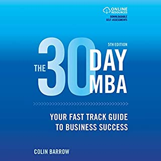 The 30 Day MBA cover art