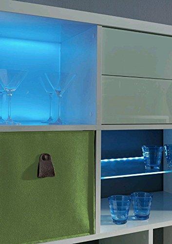 Phönix 117801 Leonardo - LED-Set für Glaseinlegeböden