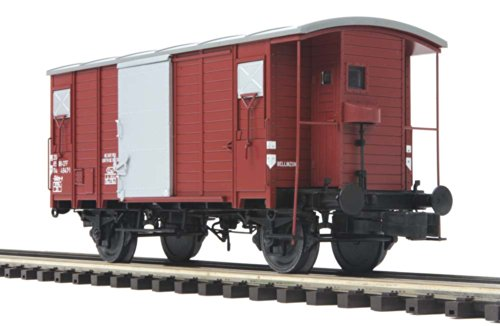 Mth Electric Trains 120909150 – Wagon Couvert K2 des CFF