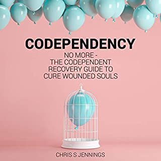 Codependency: No More audiobook cover art