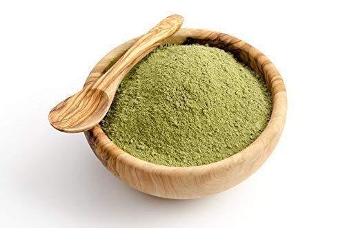 1 kg Gerstengras | reines Pulver | Gerstengrassaft | Rohkostqualität | Detox | Saft | Vegan |