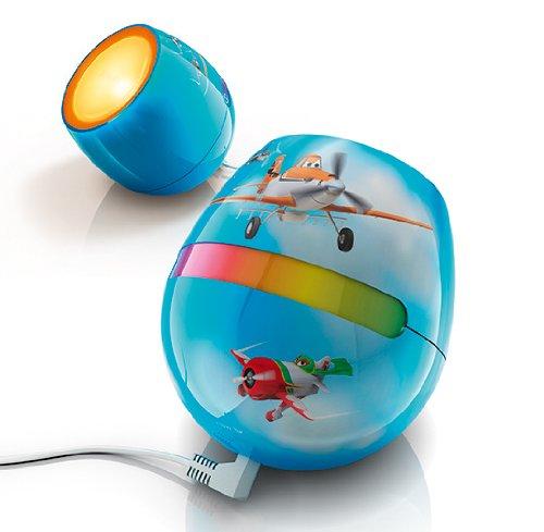 Philips LivingColors Micro Disney Planes Lampe à Poser Bleu