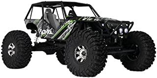 Axial Wraith 4WD RC Rock Racer Off-Road 4x4 Electric RTR with 2.4GHz Radio & LED Light Kit, 1/10 Scale RTR