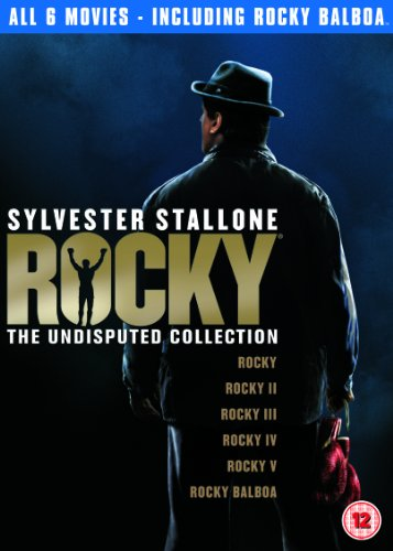 Rocky: The Undisputed Collection [DVD] [2007]