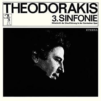 Theodorakis: 3. Sinfonie