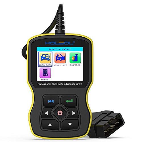 NF-8601S TDR multifonction LCD Longueur de ligne Testeurs de point darr/êt Testeurs RJ45//RJ11//BNC KOLSOL Testeur de c/âble r/éseau