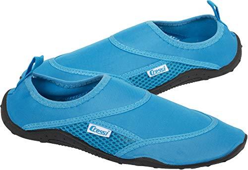 Cressi Coral Shoes Adulte Unisexe, Aiguemarine, 37