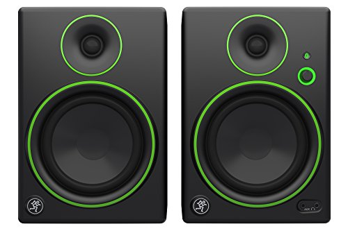 "Mackie CR5BT - 5"" Multimedia Monitors with Bluetooth (Pair)"