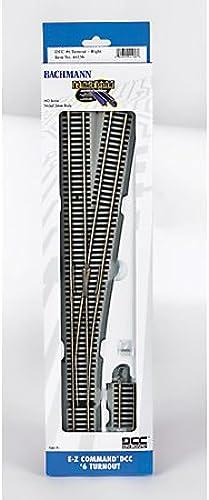 Bachmann Züge E-Z Command DCC   6 teiligung Right-ho Ma ab