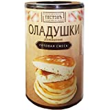Pancakes (Russian Oladushki), ...