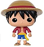 Funko 5305 One Piece 5305 POP Vinyl Monkey D. Luffy Figure,