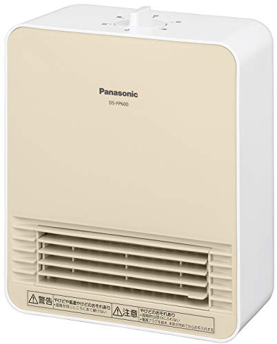 Panasonic(パナソニック)『セラミックファンヒーター(DS-FP600)』