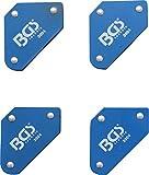 BGS 3004 | Juego de mini soportes magnéticos | 45° -...
