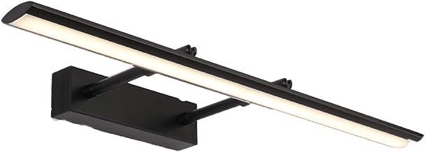 Bad Spiegel Lampen, Spiegel Koplamp Moderne Minimalistische Waterdichte Anti-Fog Intrekbare Spiegel Licht LED Badkamer Dre...