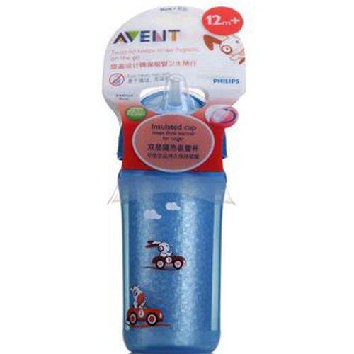 Avent Taza Termica Con Pajita 260Ml Color Surt Scf766/00 1 Unidad 300 g