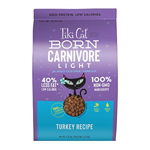 Tiki Cat Born Carnivore Light Dry Cat Food