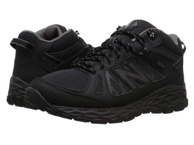 New Balance(ニューバランス) メンズ 男性用 シューズ 靴 スニーカー 運動靴 MW1450W1 Walking - Black/Castlerock [並行輸入品]