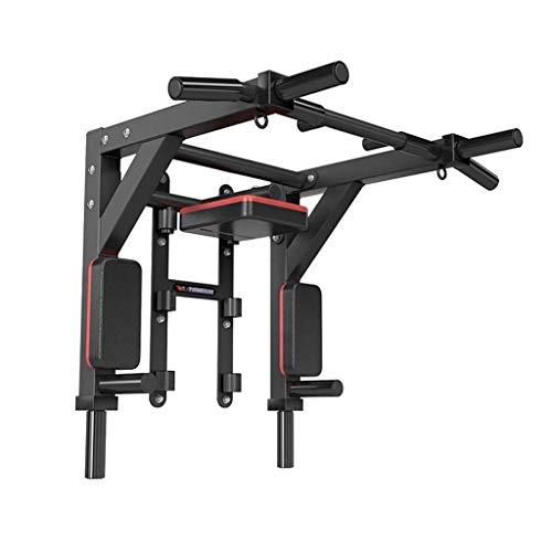 LJYY Fitness Pull Up Bar Barras de dominadas en la Entrada Barra Horizontal Equipo para el hogar Fuerza de Carga Peso 500 kg