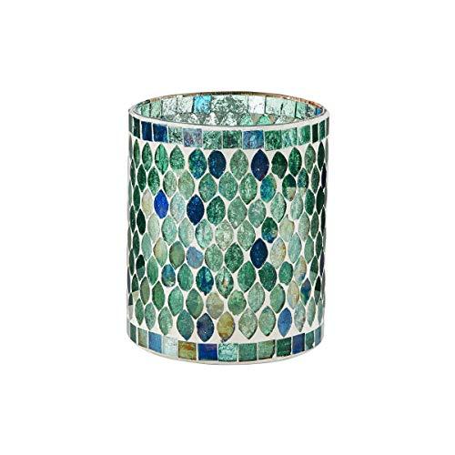 Butlers SASSOLINO Mosaik Windlicht 12 cm