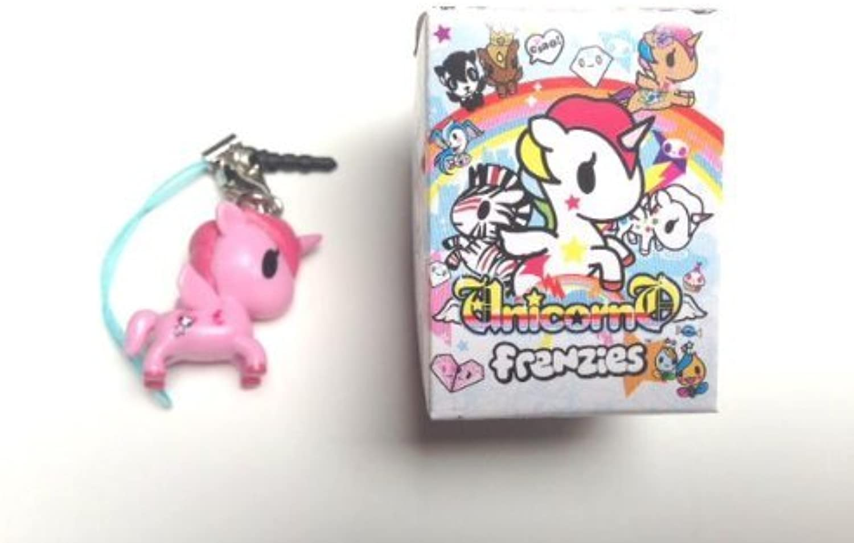 Bellina Unicorno Frenzy Tokidoki Zipper Pull Phone Charm by Tokidoki