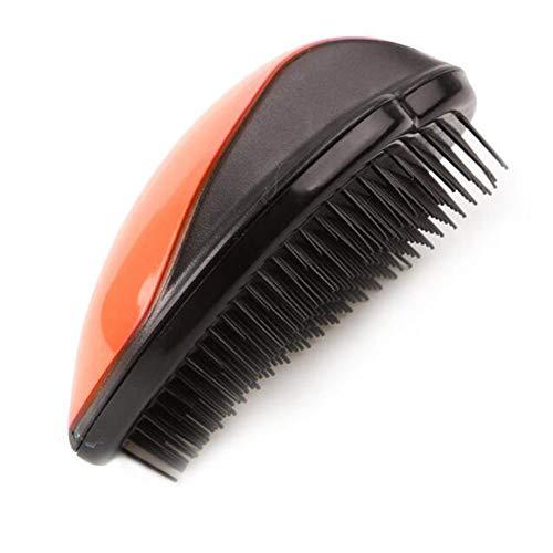 Massage Du Cuir Chevelu cheveux Massage du cuir chevelu Brosse Brosse À cheveux Style Carré Peigne En forme de lèvres Peignes orange
