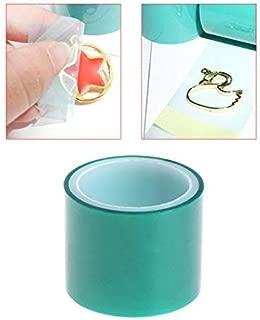 Bhty235, cinta adhesiva decorativa de 5 m para marco de metal, joyería, colgante de bricolaje, resina UV, adhesivo de alta calidad